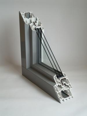 Plastohliníková okna